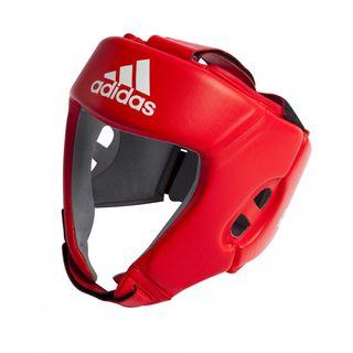 🚚 Adidas Boxing Head Guard AIBA in Red & Blue