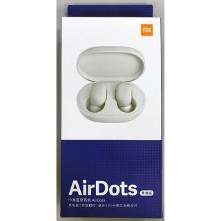 全新 小米藍牙耳機 AirDots 青春版