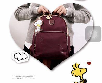 台灣Snoopy細款書包💕賣哂就無 唔再翻貨