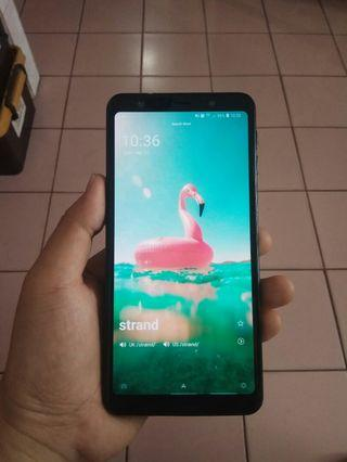 #BAPAU Samsung Galaxy A7 2018 Lengkap Ada Dus