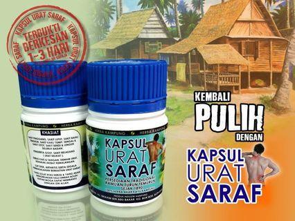 Kapsul Urat Saraf 💯 original