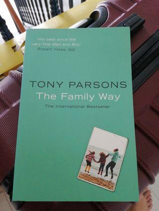 Tony Parsons: The Family Way