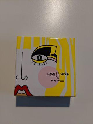 MAC steve J & Yoni blush - sugar or syrup