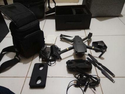 #BAPAU Drone DJI Mavic Pro Combo