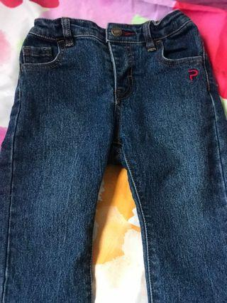 Poney baby jeans 👖 12 to 18 months