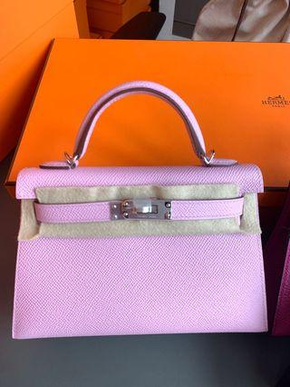 Hermes Kelly mini 2