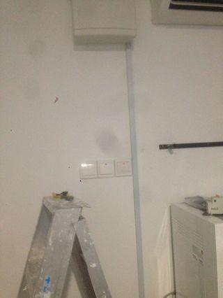 Kontraktor Pendawaian Elektrik Water Heater Dan Troubleshoot Trip Db