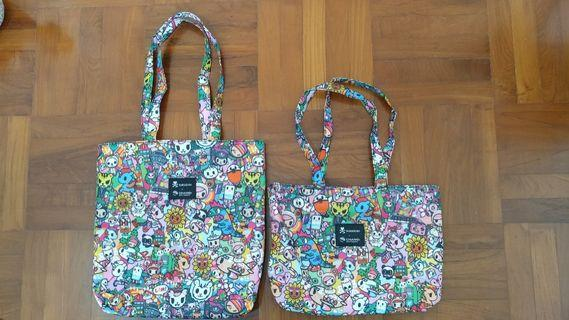 🚚 Toki Doki mother daughter bags
