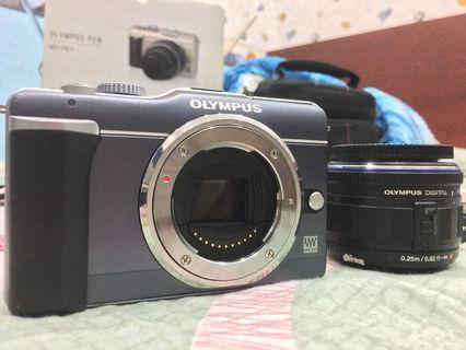 Camera Olympus Mirrorless PRO E-PL1