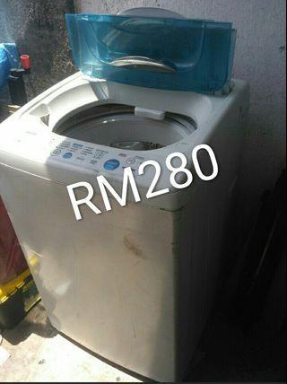 Toshiba 6.5kg Washing Machine Auto