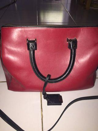 Charles and keith Red