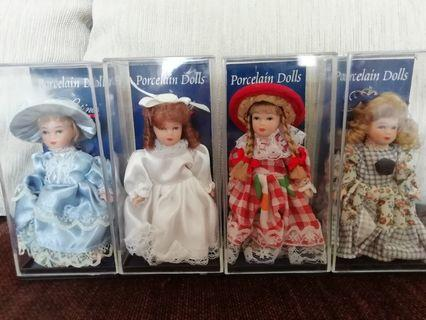 From Spain - Traditional Garments Spanish Porcelain Dolls