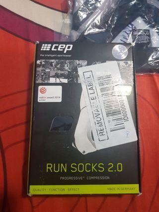 CEP Compression run socks 2.0