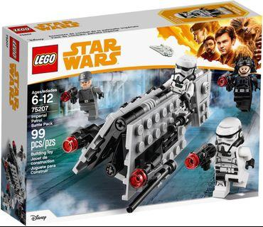 Lego 75207 Imperial Pattol Battle Pack