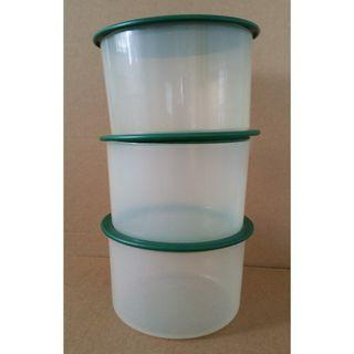 Tupperware 1-Touch Cannisters