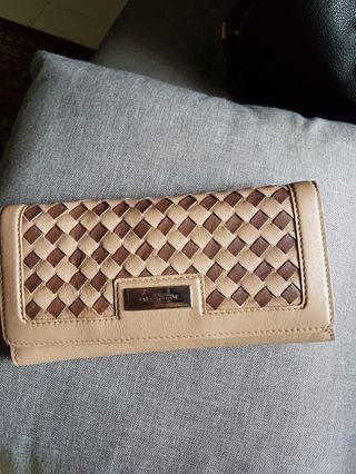 Urban soul ladies wallet leather