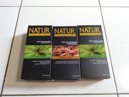Take It All Shampoo Natur Ginseng, Natur Aloe Vera Free Ongkir Jabodetabek