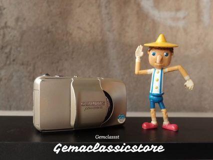 Kamera analog olympus mju zoom 105