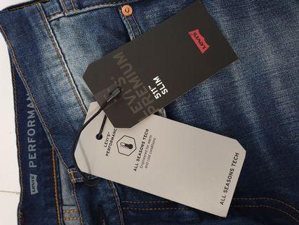 New Authentic Premium Edition Levi's 511 Jeans