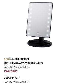 Sephora LED Mirror