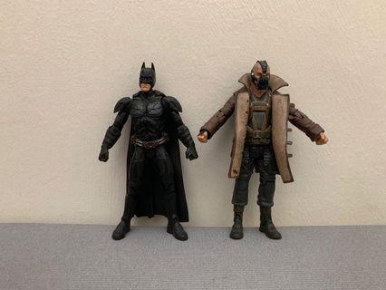 DC Batman Dark Knight Rises Series Figure