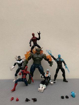 Marvel Legends Ultimate Green Goblin Series Set