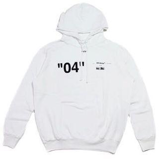 """Off-White For All 04 """"Mona Lisa"""" Hoodie"""