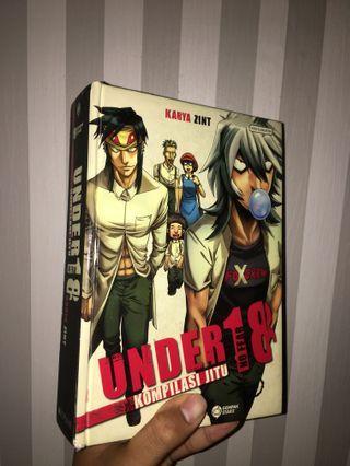 Komik Under 18 Comic Kompilasi Jitu