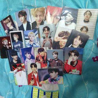 ($2 ONLY) Bts V And Jungkook Unofficial Photo/lomo Card