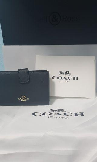 Coach small wallet + 20% off