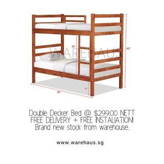 Brand New Double Decker Bed Frame