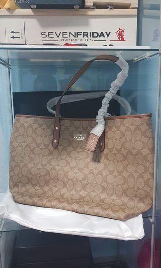 Coach tote bag +20% off