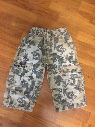 BN Army Boys Pants