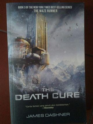 The Death Cure Novel #ramadansale