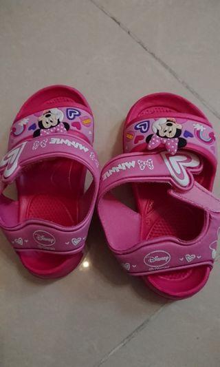 Minnie 涼鞋 size 27