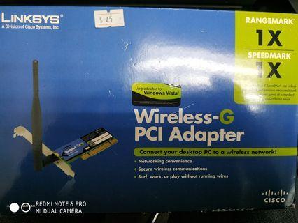 Wireless Card for desktop