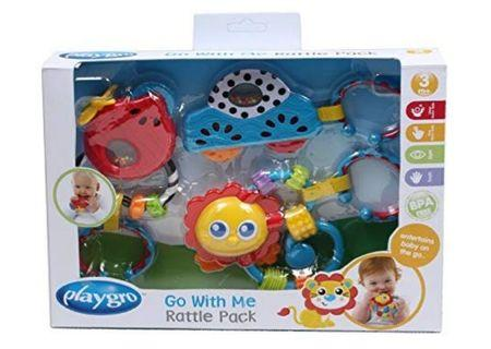 Playgro Go With Me Rattle Pack for Baby