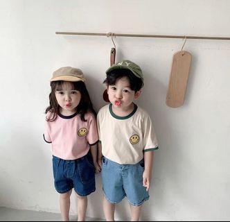 韓國小童T-shirt $80 Size 80-140