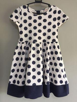 Dolka Dot Short Dress