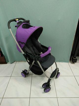 Graco City Lite輕量嬰兒推車