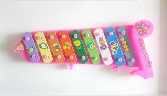 #blessing: Colourful Xylophone Toy