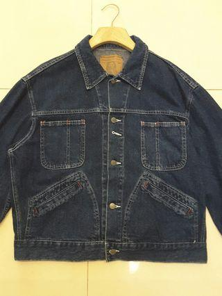 日製 Spellbound american vintage denim jacket