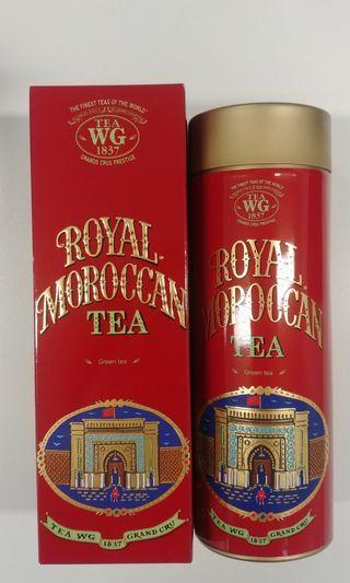 TWG 罐裝茶葉 - Royal Moroccan Green Tea