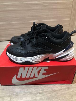 🚚 Nike m2k 老爹鞋 皮革 us10