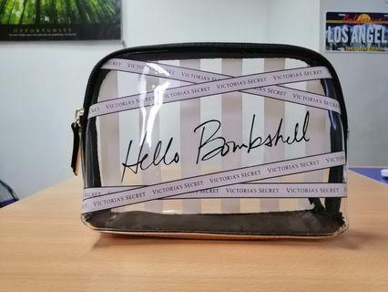 Victoria's Secret Hello Bombshell pouch