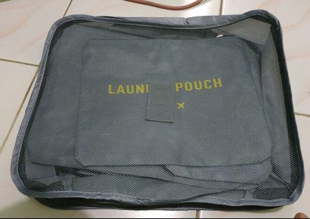 Wadah laundry - laundry Bag 6 in 1
