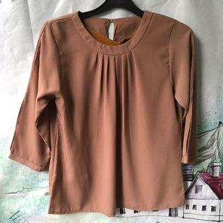 Brown Top
