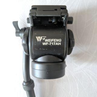 WEIFENG WF-717AH tripod head - used in good condition