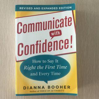 Communicate With Confidence Book