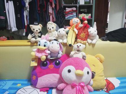 🚚 Soft Toys Clearance